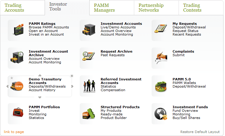 Forex pamm account brokers