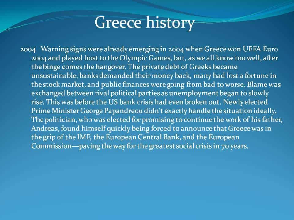 Greece debt history 4