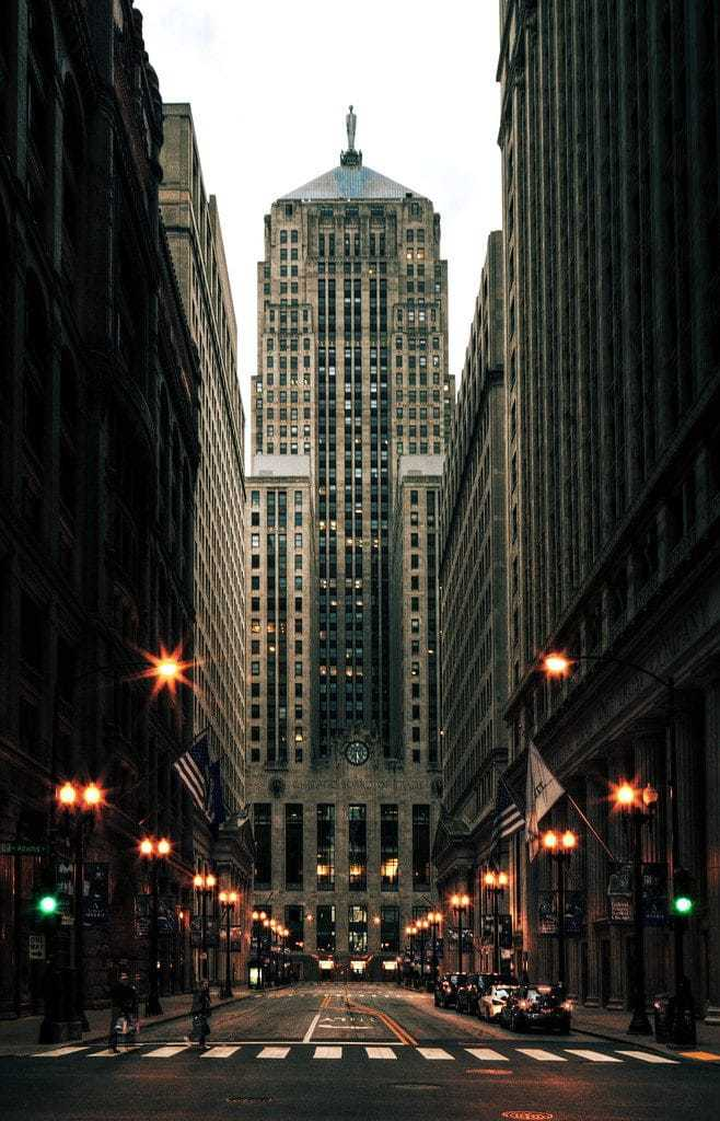 Chicago Board of Trade Today