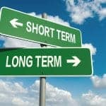 short term or long term