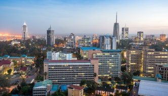 kenya nairoby city