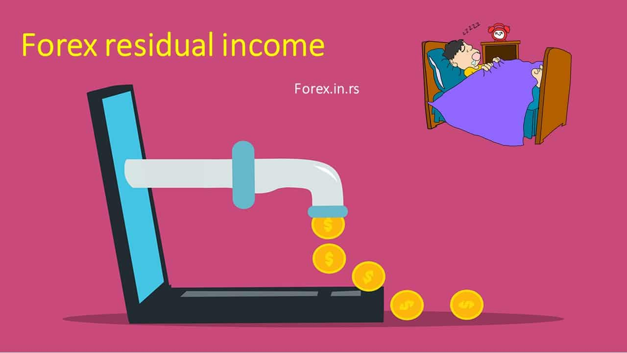 forex residual income